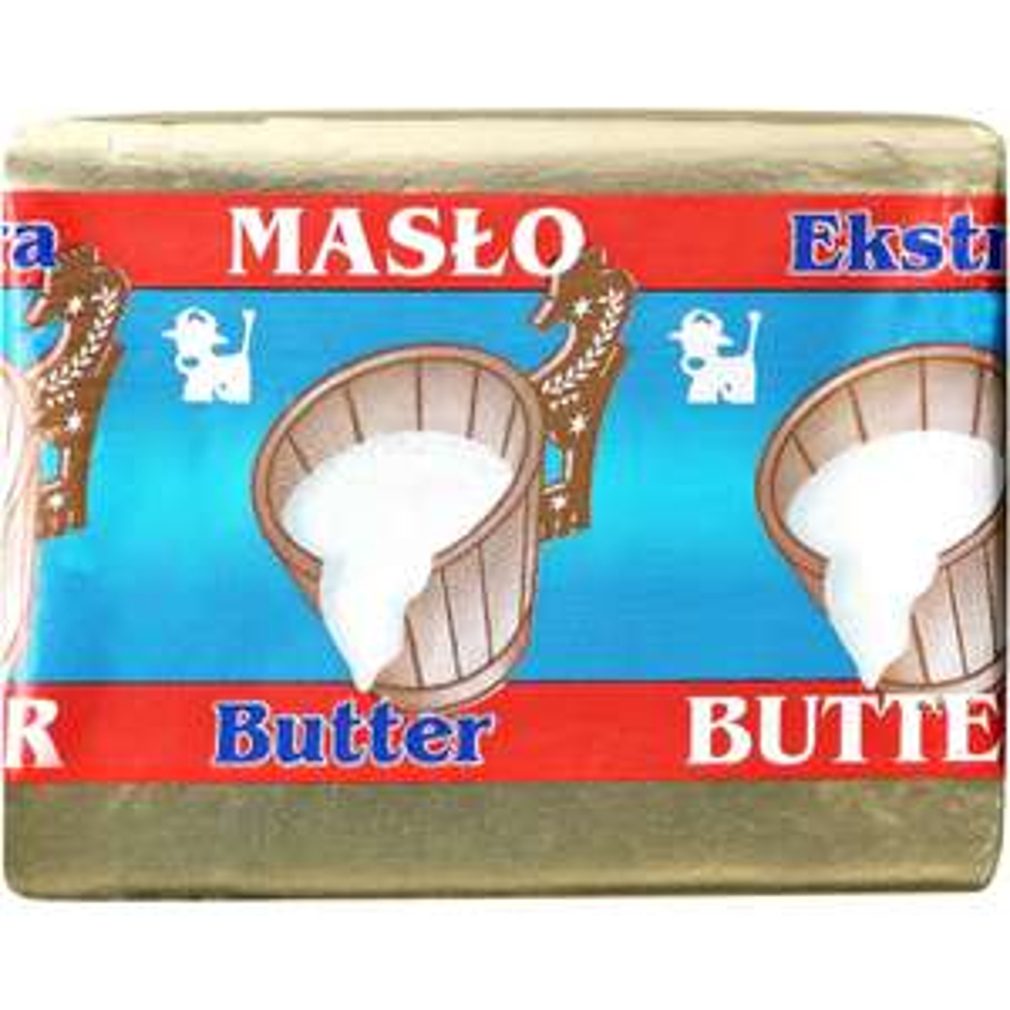 JAGR Masło ekstra 82% kaufland