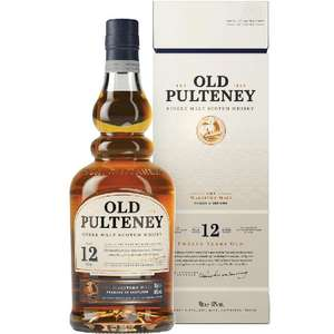 Whisky OLD PULTENEY 12Y 40% 0,7L na kukunawa.pl