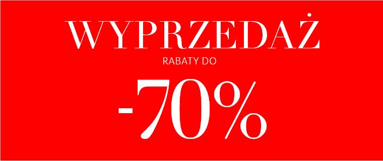 Wyprzedaż z rabatami do 70% @ Balladine