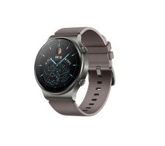 Smartwatch Huawei WATCH GT 2 Pro (46mm, tytanowa koperta, szafirowe szkło) @ Euro