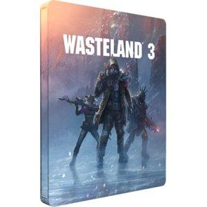 Steelbook z gry Wasteland 3