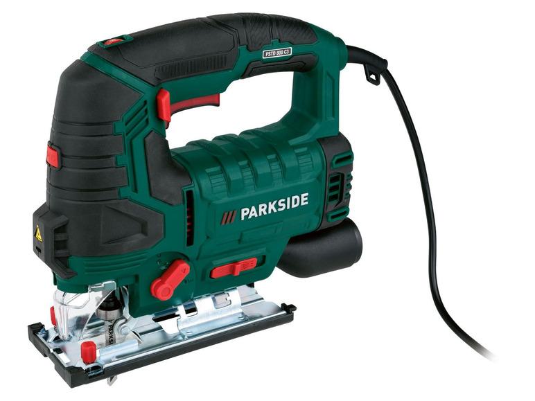 PARKSIDE® Wyrzynarka PSTD 800 W C3