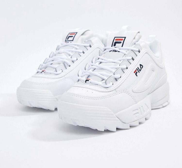 Fila disruptor sneakery R. 42, 43