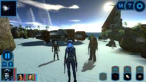 Star Wars: Knights of the Old Republic na Androida 70% taniej