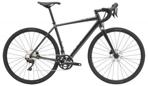 Rower Gravel Cannondale Topstone 105 2020 czarny rozmiar M i L