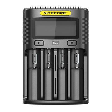 Ładowarka akumulatorków NITECORE UM4 - 4 sloty