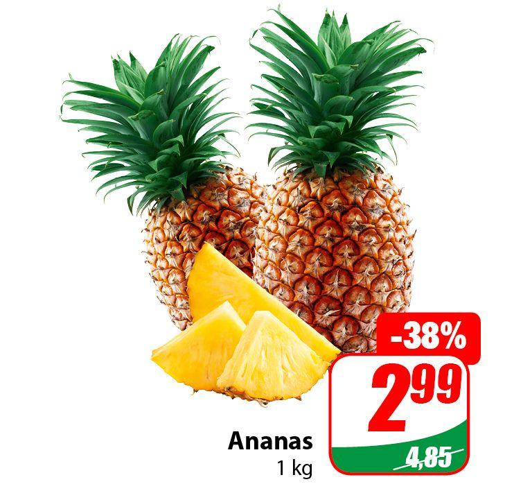 Ananas 1kg - DINO