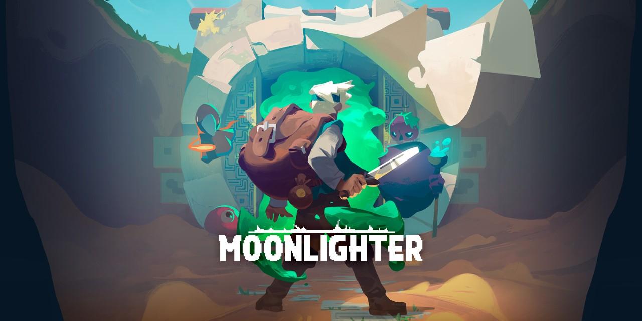 Moonlighter w promocji -66% (PLN 30,59/GBP 7,64)