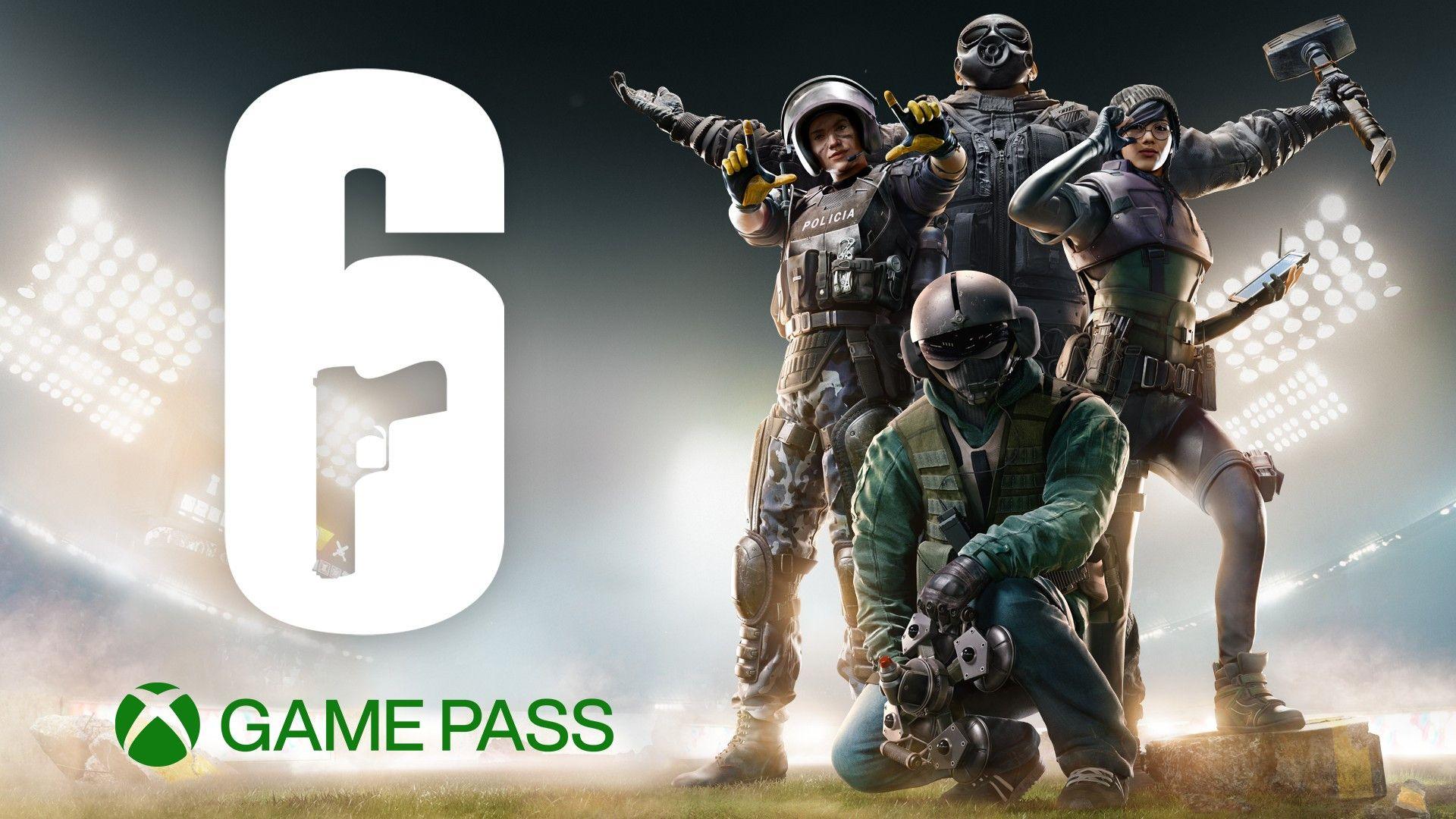 Tom Clancy's Rainbow Six Siege od 22 października w Xbox Game Pass