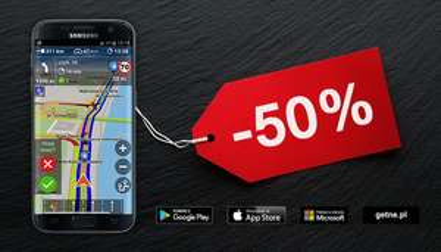 Nawigacja  NaviExpert -50%