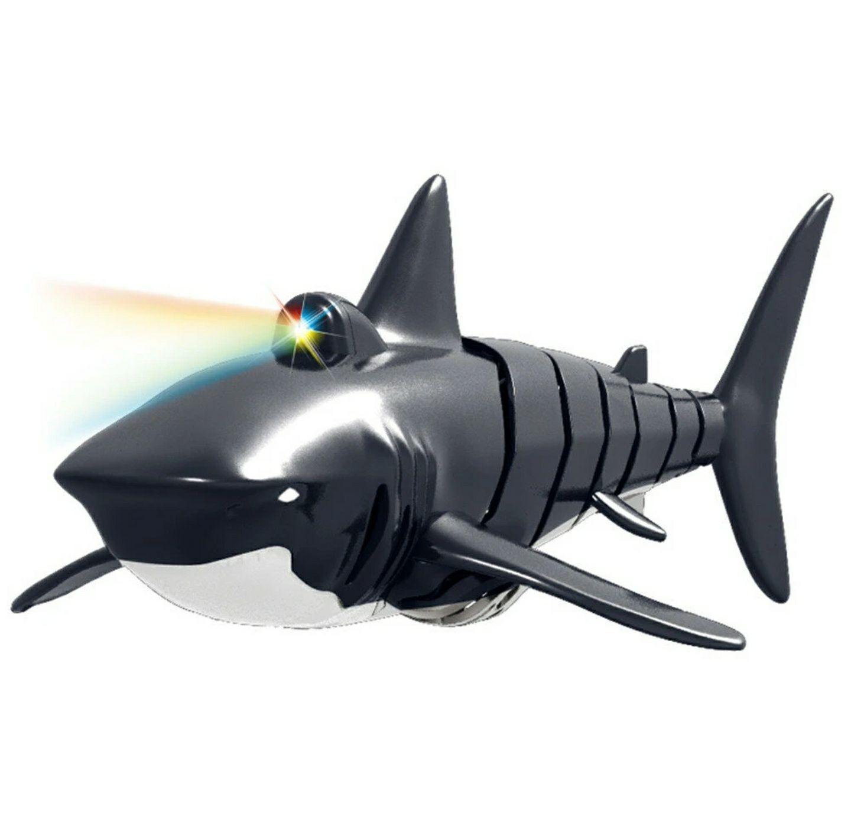 Rekin pływający, sterowany radiowo, dostawa z Czech @Banggood