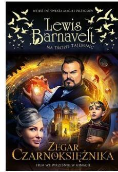 Książki Wydawnictwa Mamania do -65%, np. Lewis Barnavelt na tropie tajemnic. Zegar czarnoksiężnika