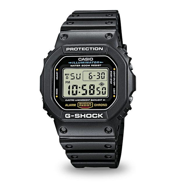 CASIO G-SHOCK DW-5600E-1VER [Klasyczna kostka]