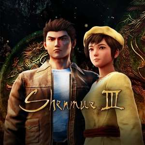 Shenmue 3 PC Epic Games Store