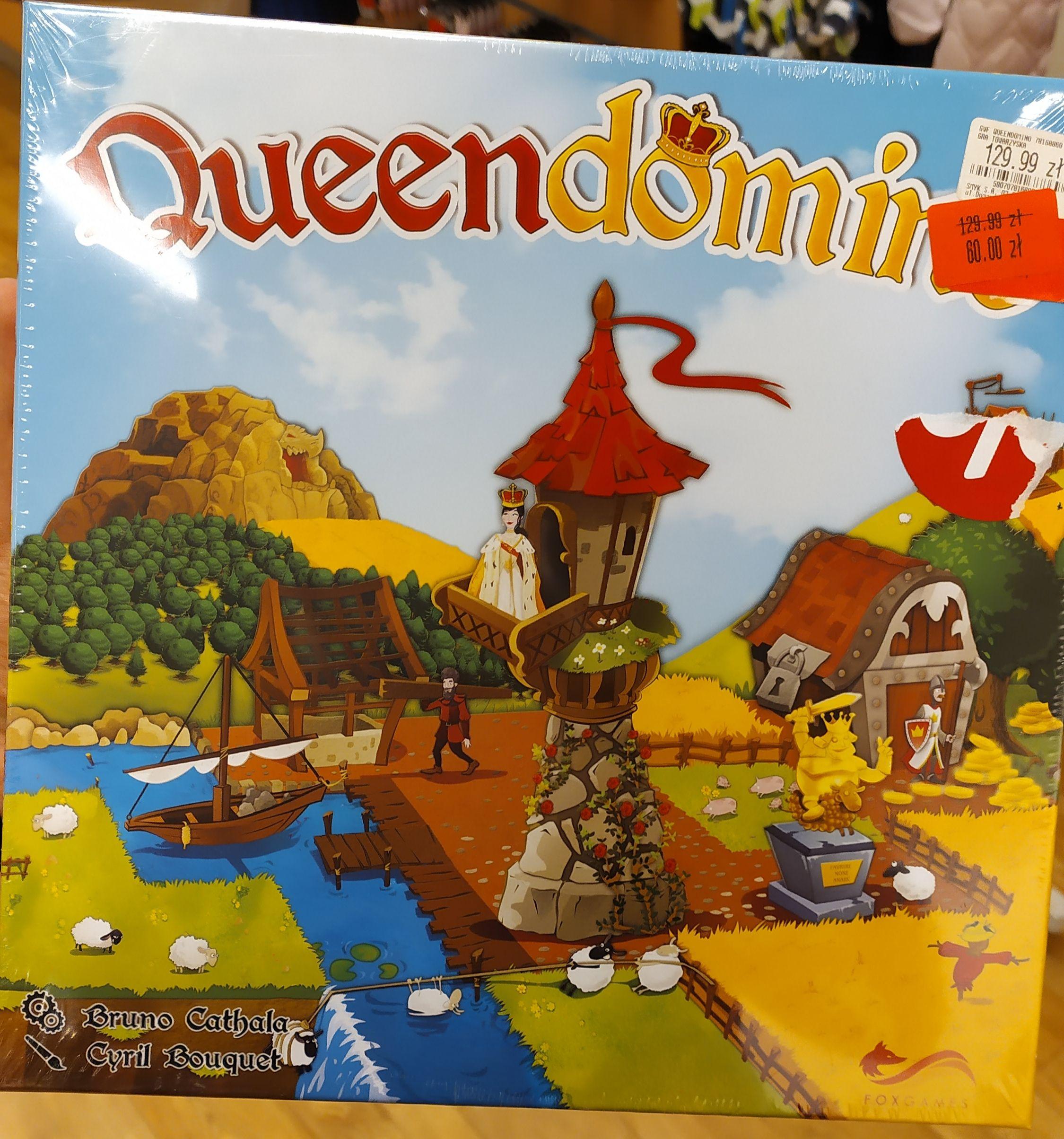 Queendomino w Outlecie Smyku - Ursus Factory