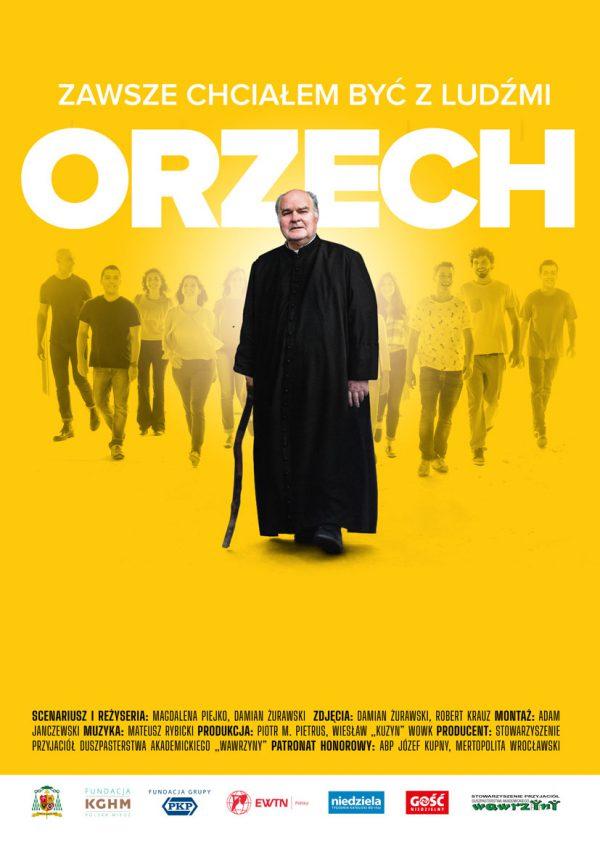 ORZECH – Zawsze chciałem być z ludźmi [Najlepszy polski film dokumentalny 2020]