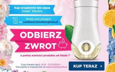Kup urządzenie lub zapas Glade Electric ODBIERZ ZWROT Rossmann