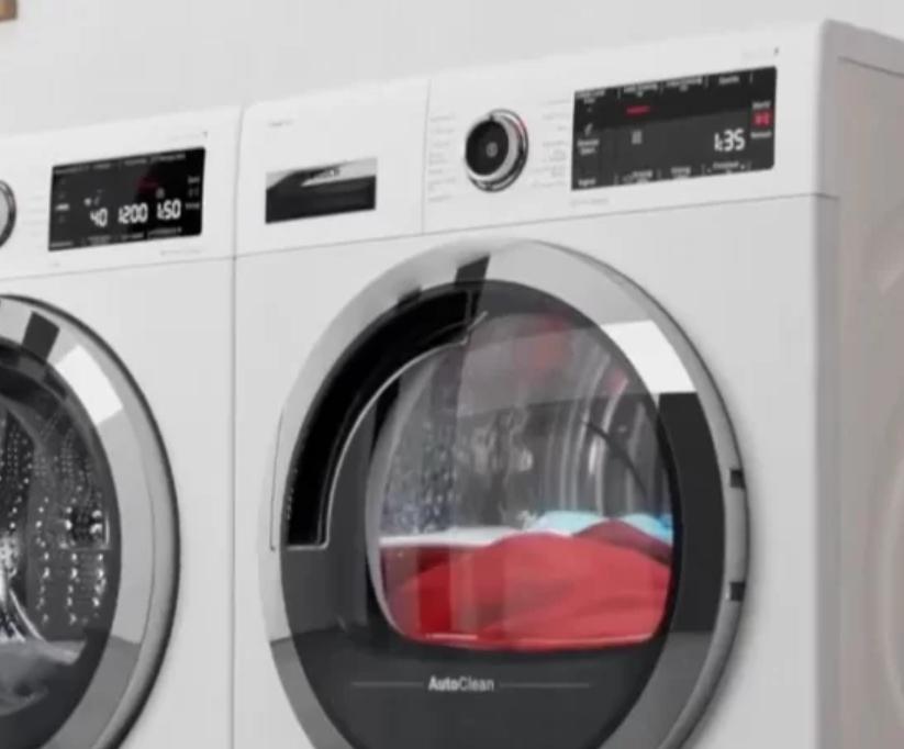 Zwrot do 500 PLN od Bosch za zakup suszarki do ubrań