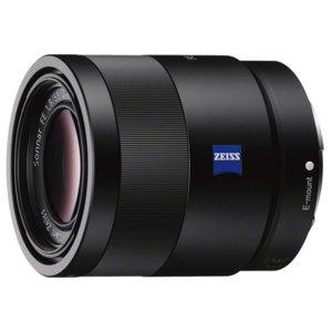 Obiektyw Sony Zeiss 55 1.8 za 3297 i 300 zł bon w Mediamarkt