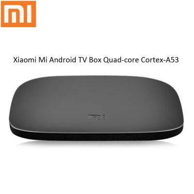 Xiaomi Mi Box - TV BOX - Android 6.0 - Netflix @Gearbest
