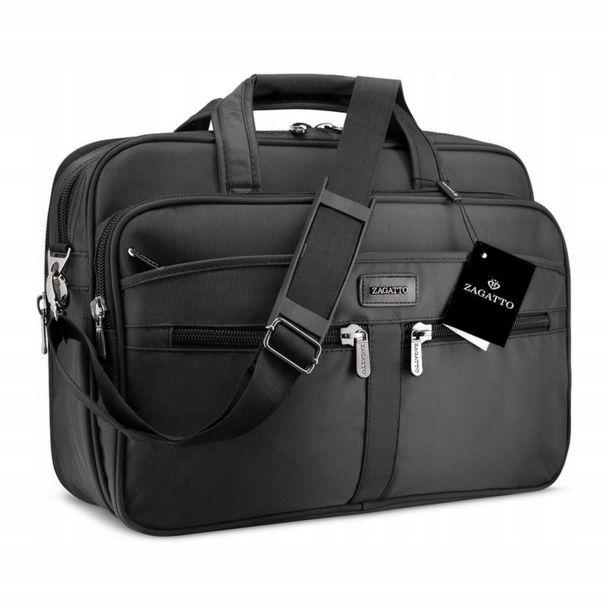 Duża torba na laptopa Zagatto