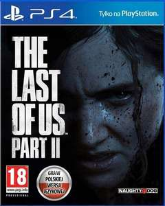 The Last of Us Part II PS4 @morele