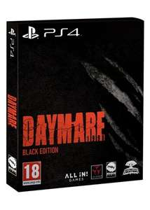 [PS4] Daymare : 1998 Black Edition @Base