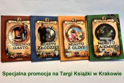 Wszystkie książki W.Cejrowskiego po 25 zł