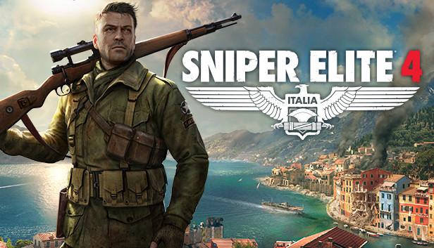Sniper Elite 4 PC PL