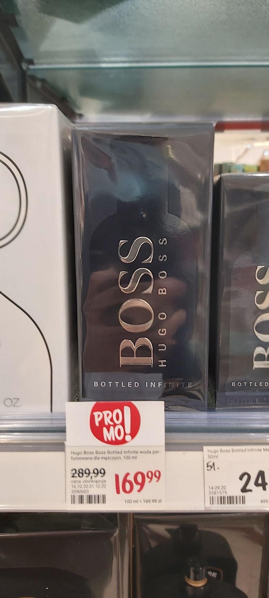 Hugo Boss Infinite Rossmann