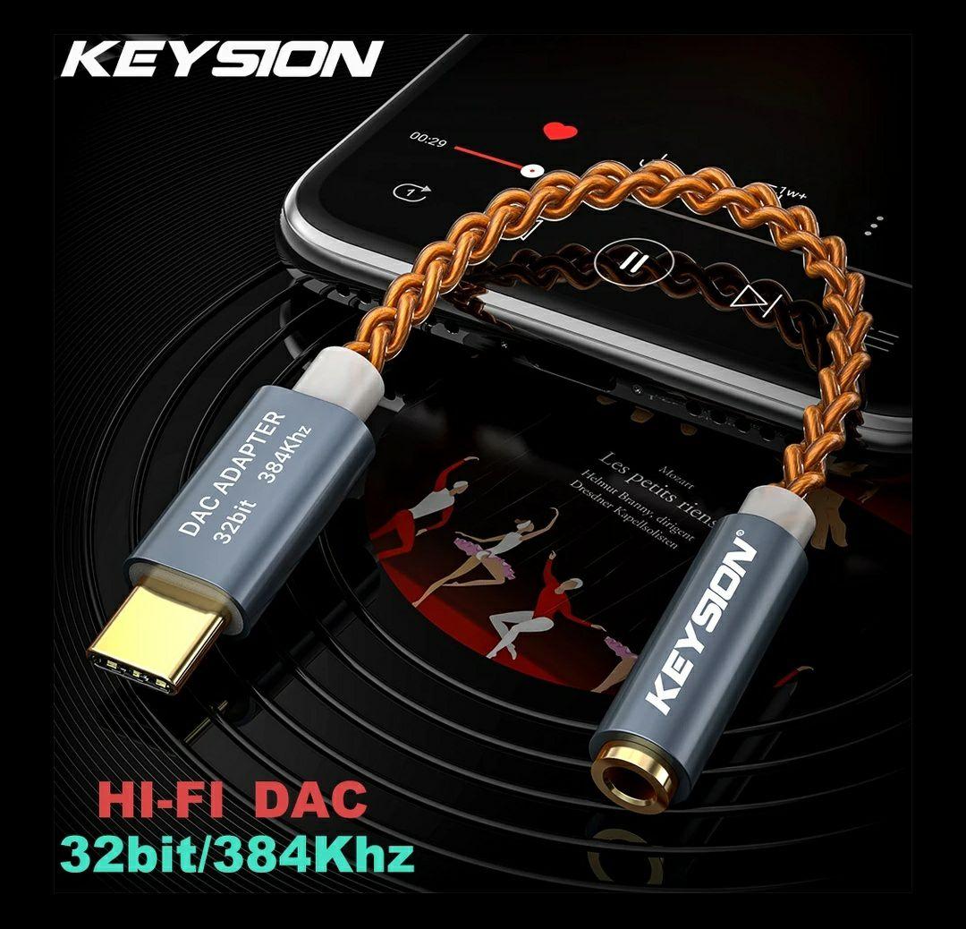 Wzmacniacz Keysion HiFi DAC 9$