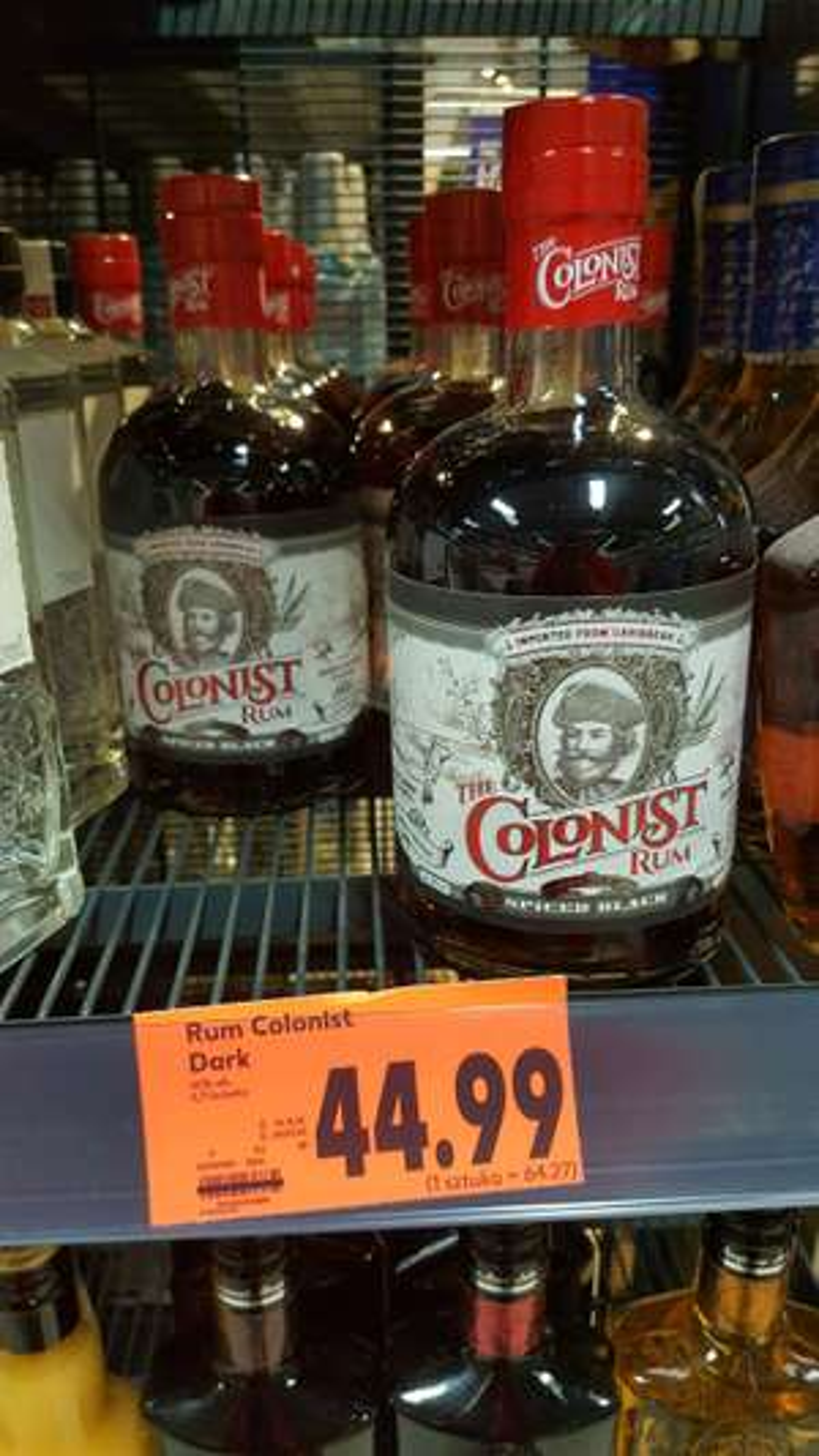 Kaufland Rum
