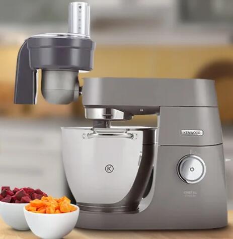 Robot kuchenny Kenwood KVC3170S Chef z przystawką Kenwood KAX400PL gratis