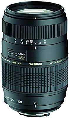 Amazon.de - Tamron obiektyw AF 70–300 mm 4–5,6 Di LD Macro 1:2, filtr 62 mm