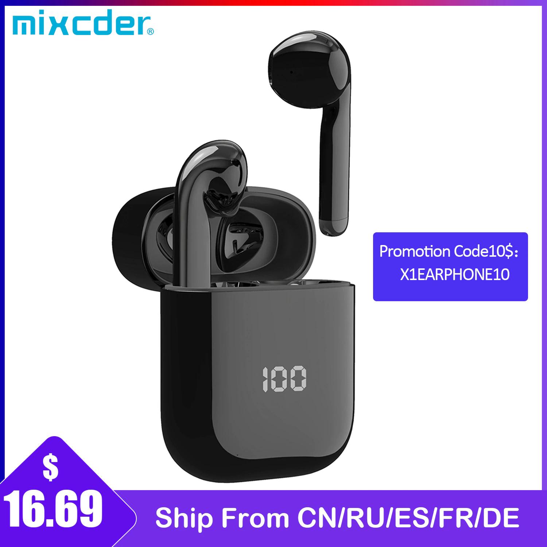Mixcder X1 TWS bezprzewodowe słuchawki bluetooth @ Aliexpress