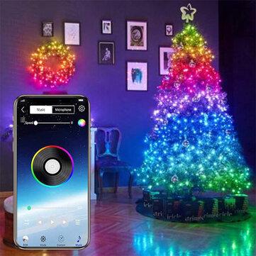 Lampki LED ozdobne / choinkowe Bluetooth 6.99usd + 2.5usd