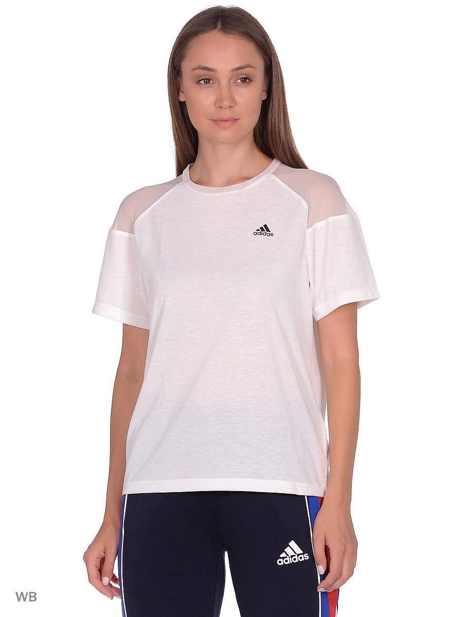 Damskie T-shirty Adidas w @Wildberries - zestawienie