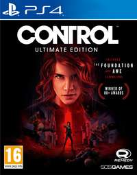 Control Ultimate PL PS4