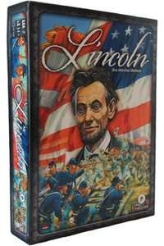 Phalanax, Lincoln w Empiku- gra planszowa