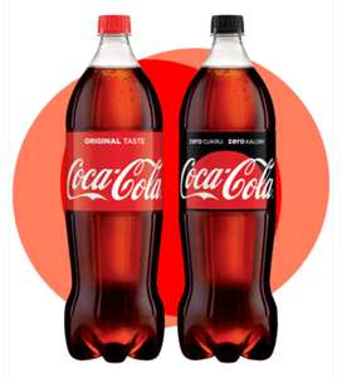 Spragniony? Coca Cola (1,5 l) w super cenie przy zakupie 2 sztuk