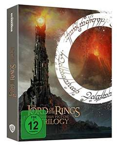 The Lord Of The Rings Trilogy 4K Ultra HD PREORDER