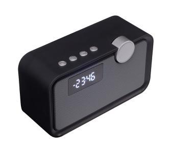Głośnik przenośny Tracer Buzz z radiem FM, budzikiem, zegarem, 5W, BT, USB, o/os 0zł