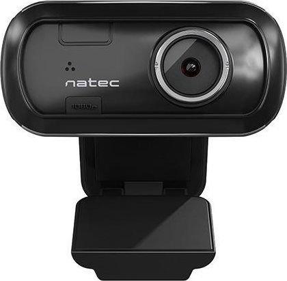 WebCam Kamera internetowa Natec Lori Full HD 1080P z wbudowanym mikrofonem