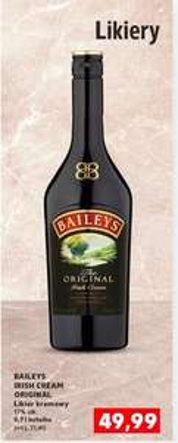 Bailey's likier kaufland 0,7l
