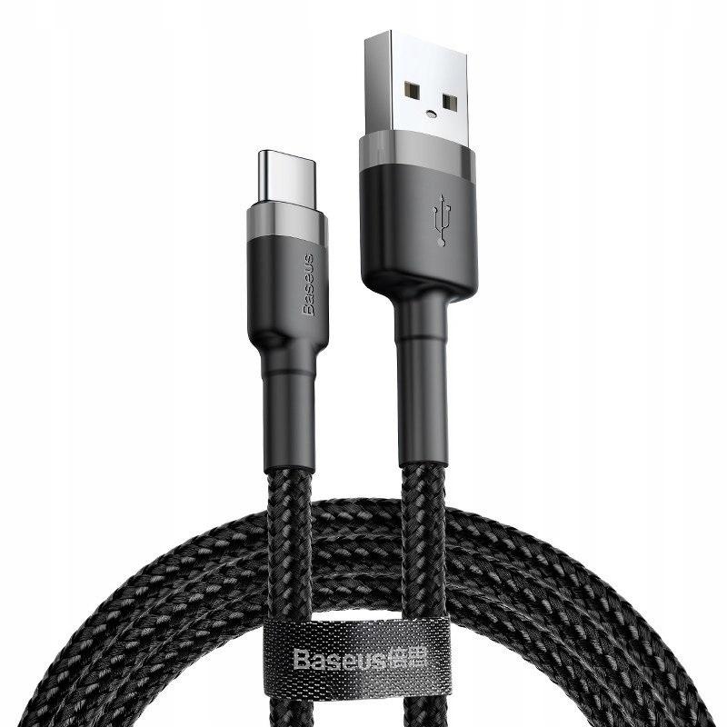 BASEUS KABEL TYPE-C USB-C QUICK CHARGE 3.0 3A 1M
