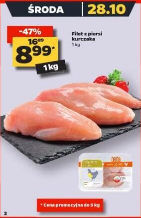 Filet z piersi kurczaka @Netto