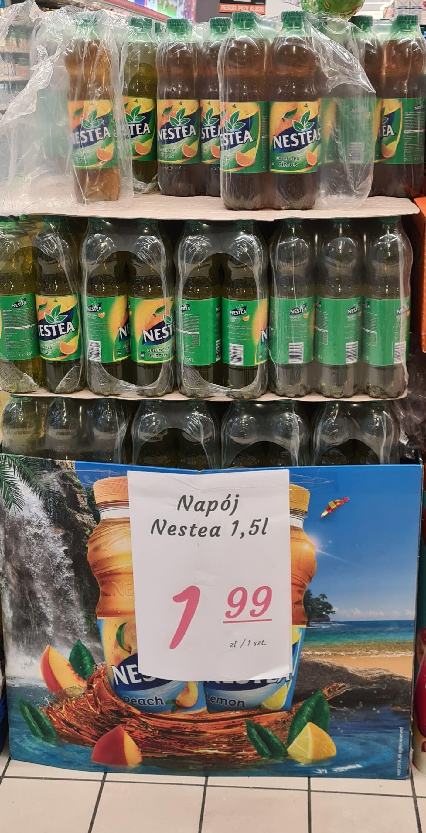 Nestea 1.5 l - Leclerc Wrocław