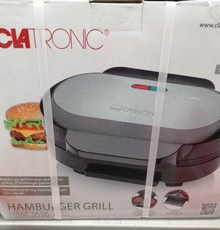 Clatronic grill do hamburgerów 1000W