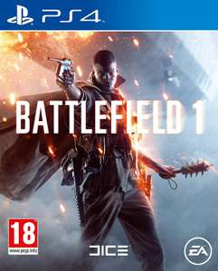 Battlefield 1 PL PS4