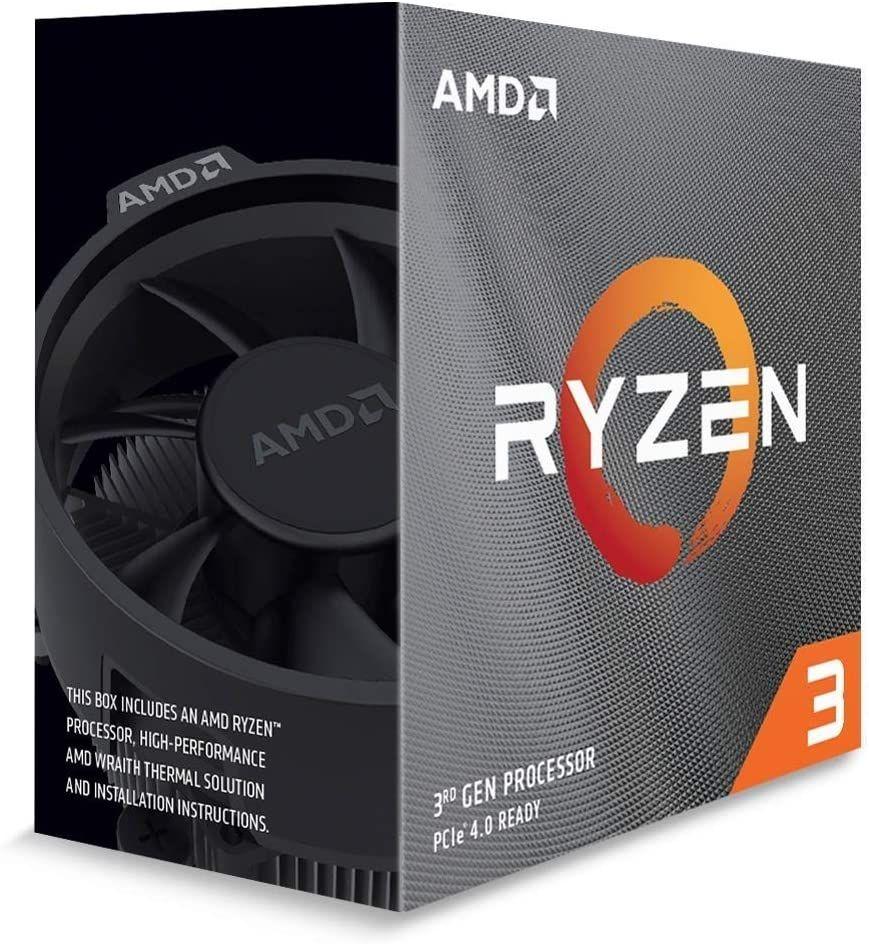 AMD Ryzen 3 3100 AM4 Amazon.de 86,98€